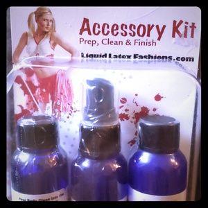 NIB!!NWT!!Prep Kit for Liquid Latex Fashions